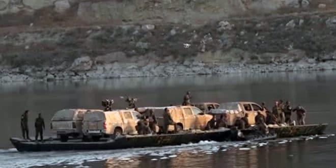Истурене сиријске јединице прешле на источну обалу Еуфрата 1