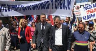 МАРШ НА БЕОГРАД: Стаматовић и Обрадовић за 16. септембар заказали велики протест у престоници 5