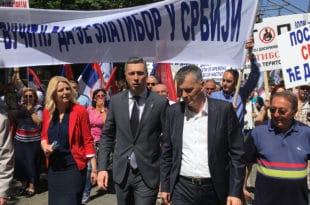 МАРШ НА БЕОГРАД: Стаматовић и Обрадовић за 16. септембар заказали велики протест у престоници 1