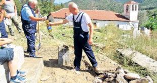 Гробови српских ратника на Кајмакчалану зарасли у коров 11