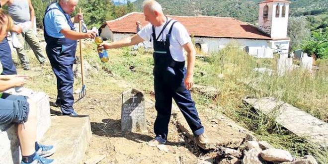 Гробови српских ратника на Кајмакчалану зарасли у коров