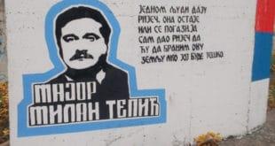Сутра свечано откривање споменика мајору Милану Тепићу 10