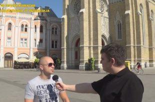 Анкета на улицама Новог Сада – Шта мислите о Александру Вучићу и резултатима његовог рада? (видео) 8