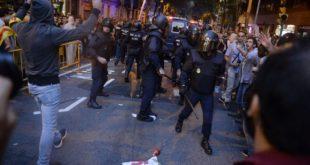 """""""Мадрид је увео ванредно стање у Каталонији"""""""