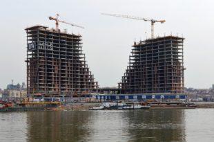 Опет пао радник на градилишту Београда на води, тешко повређен
