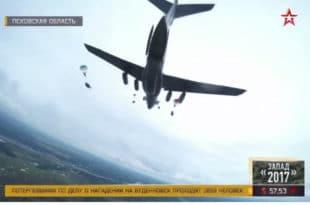 Запад-2017: Десантне снаге ослобађају аеродром од терориста (видео) 3