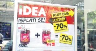 """Инспекција пронашла фалсификовани мед у """"Идеји"""" 12"""