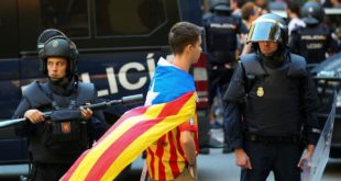 Шпанија шаље додатне снаге полиције у Каталонију
