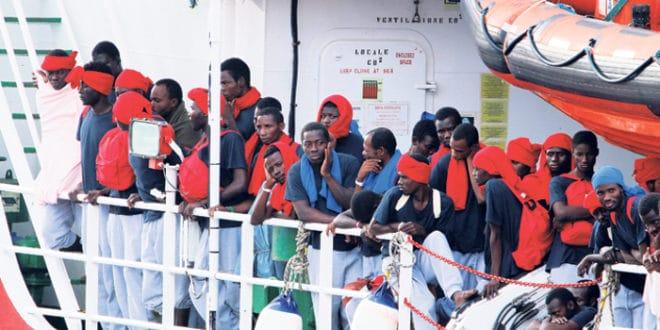 ЕУ протерује пола милиона миграната 1