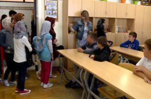У Шиду протест због миграната: Не пуштају децу у школу