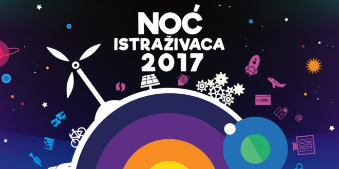 Ноћ истраживача 29. септембра у 11 градова Србије 1