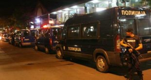 Војни и Полицијски синдикат љути: Власт да не плаши народ блокадом градова 9
