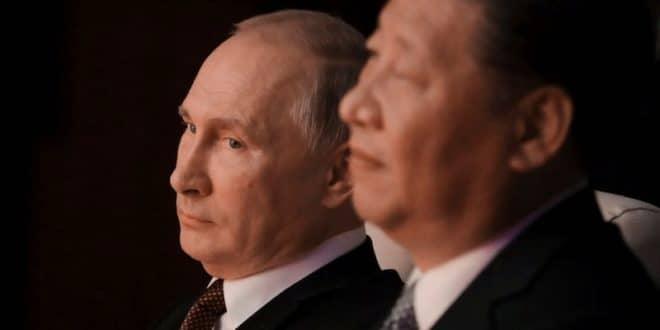 Daily Express: Русија би могла да склопи застрашујући савез са Kином