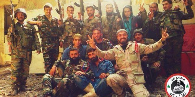 Сиријски командоси и гардисти избили на обалу Еуфрата северно од Деир-ез-Зора 1