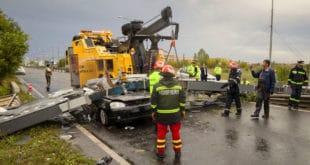 Шесторо мртвих, 30 повређених у олуји на западу Румуније (видео)