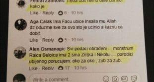У сред Србије муслимани позивају на убиства и малтретирање српске деце 11