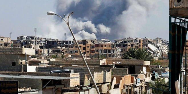 Дамаск: Сирија неће сматрати Раку ослобођеном све док у њу не уђе њена армија