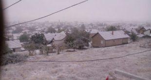 Снег завејао делове западне Србије, многи без струје (видео) 9