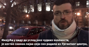 Изјава Срђан Ного након саобраћајног удеса: ,,Двери не могу да ућуткају!'' (видео) 8