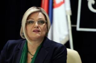 Јоргованка Табаковић, вођин књиговођа опељешених пара од грађана, тврди: Опљачкани нису достојни пљачкаша!