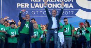 Потрес у Италији: Венето и Ломбардија гласали за аутономију