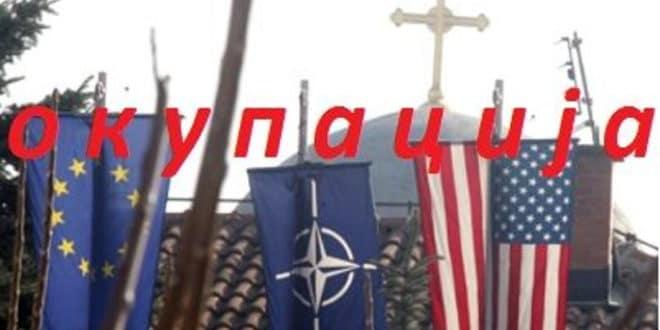 """""""Отаџбина"""", Здрава Србија и Двери траже да се свет обавести да је КиМ под окупацијом"""