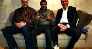 Двери: Одакле фотографија на којој се налазе Ђукановић, Дахлан и Вучић? 9