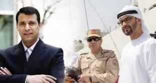 Вучићеви партнери Дахлан и бин Зајед основали терористички камп на Синају