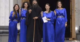 Певница Ступови - Покров Пресвете Богородице (видео) 9