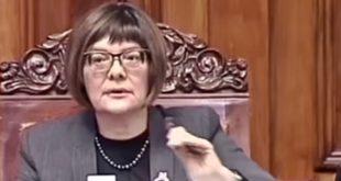 Скандал у Скупштини: Маја Гојковић сазвала седницу на основу фалсификованих потписа бивших посланика 11