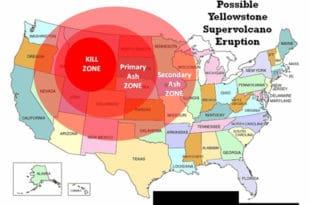 Вулканолози САД страхују да ће Јелоустонски супервулкан прорадити пре предвиђања