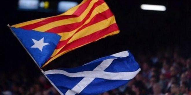 Шкотска подржала борбу за независност Каталоније