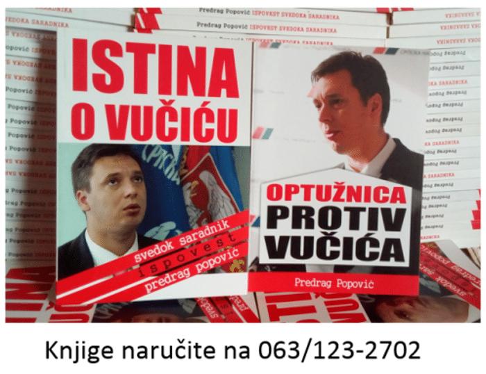 Предраг Поповић: Пандемија Вучићевог лудила заразила је цело друштво
