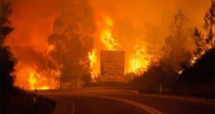 Ураган Офелија пустоши: У Шпанији и Португалу 30 мртвих, Британија на удару