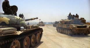 Сиријска армија дотукла Исламску државу у Мејадину, важној тврђави терориста на Еуфрату