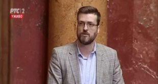 Срђан Ного поднео оставку на место члана Председништва Двери