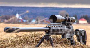 """Снајперска пушка СВЛК-14 """"Сумрак"""" погодила мету на даљини преко 4км 10"""