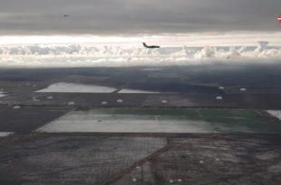 Погледајте највећи ваздушни десант руских падобранаца у историји (видео) 2