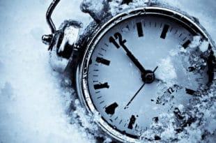 Почело зимско рачунање времена 9