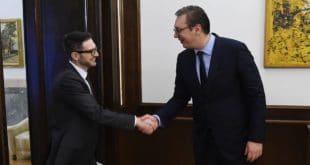 Вучић се у скупштинској расправи о КиМ позвао на студију Сорошевог Фонда за отворено друштво 7