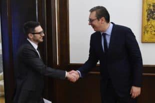 Вучић се у скупштинској расправи о КиМ позвао на студију Сорошевог Фонда за отворено друштво