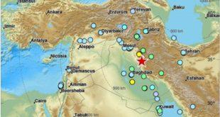 Разоран земљотрес на граници Ирана и Ирака: Више од 60 мртвих (видео)