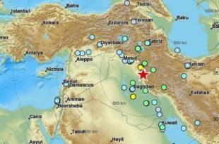 Разоран земљотрес на граници Ирана и Ирака: Више од 60 мртвих (видео) 8
