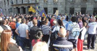 ЏАБА 13. ПЛАТА: Синдикалци Пошта Србије не одустају од штрајка 6