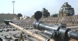 ПЛАНИНЕ ОРУЖЈА: САА наставља да по Деир ЕЗ Зору налази тајне магацине Исламске државе (видео)