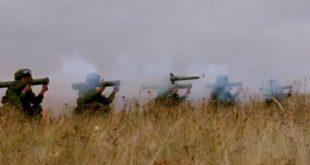 Руси тестирали преносно термобаричко оружје (видео)