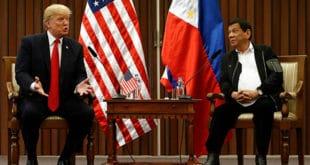 Трамп на Филипинима показао да му нимало не смета Дутертеов отворени лов на нарко-дилере