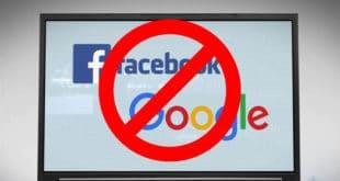 Русија припрема забрану Гугла и Фејсбука због цензуре руских медија?