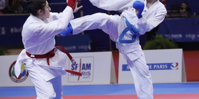 Каратисткиња Јована Прековић освојила злато на Светском купу у Окинави 1