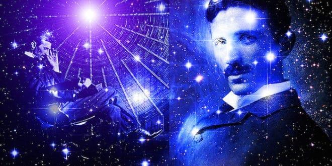 Никола Тесла: Земља није планета, већ машина!